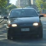 la mia vecchia car